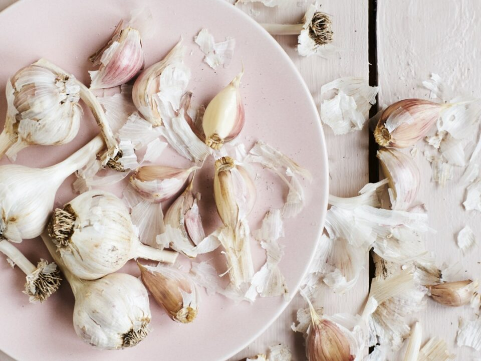 Garlic and Covid 19