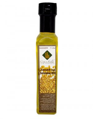 Raw Sesame Oil -150 ML