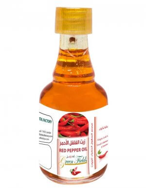 Red Pepper Oil