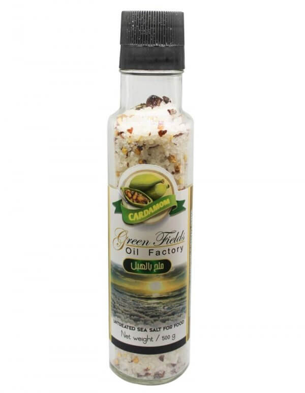 Salt With Premium Cardamom