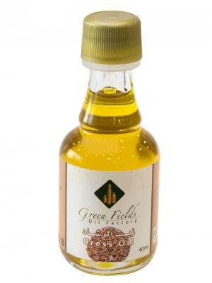 Cress Oil